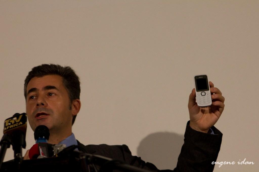 Nokia unveils 3 dual SIM phones in Ghana