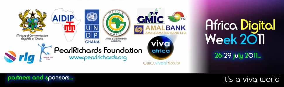 Africa Digital Week 2011