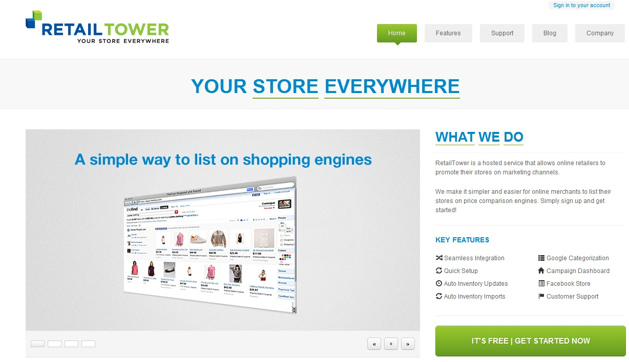 RetailTower makes strides in the Global e-commerce space