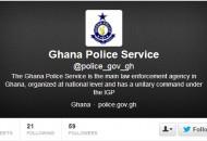 Ghana Police on Twitter