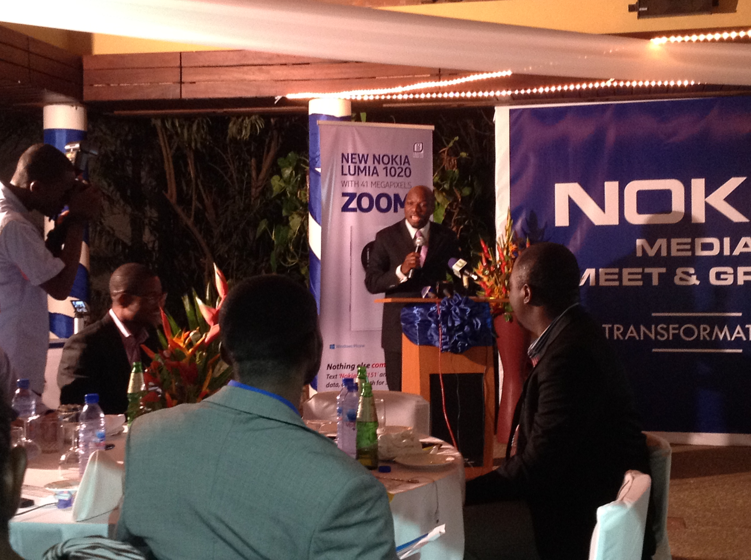 Nokia promises to take over the smart phone market in Ghana