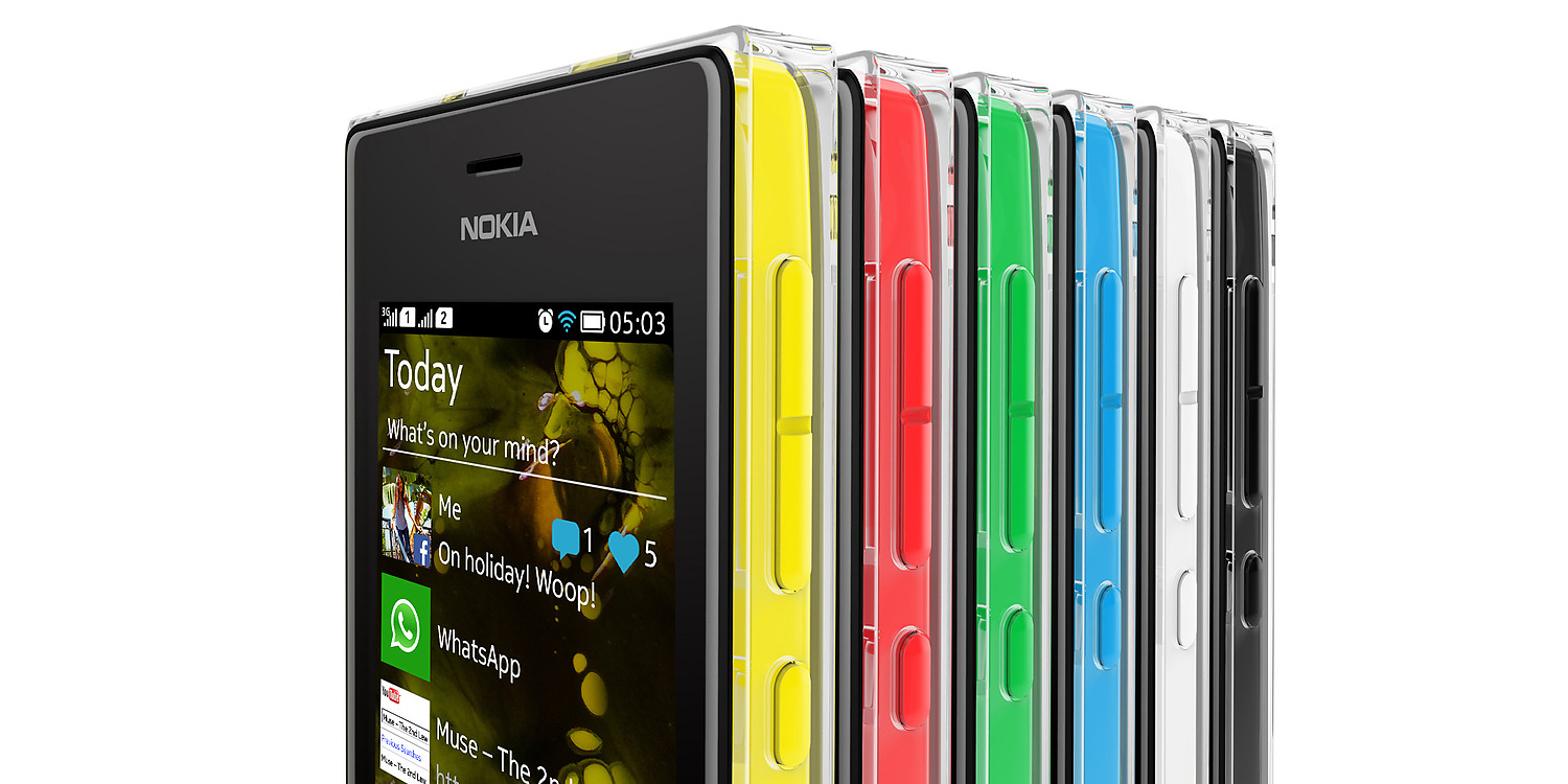 Nokia Excites Customers with the launch of three 'Iced' Devices