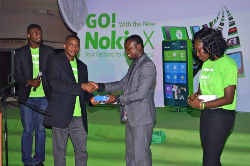 Android powered Nokia X Launches in Ghana
