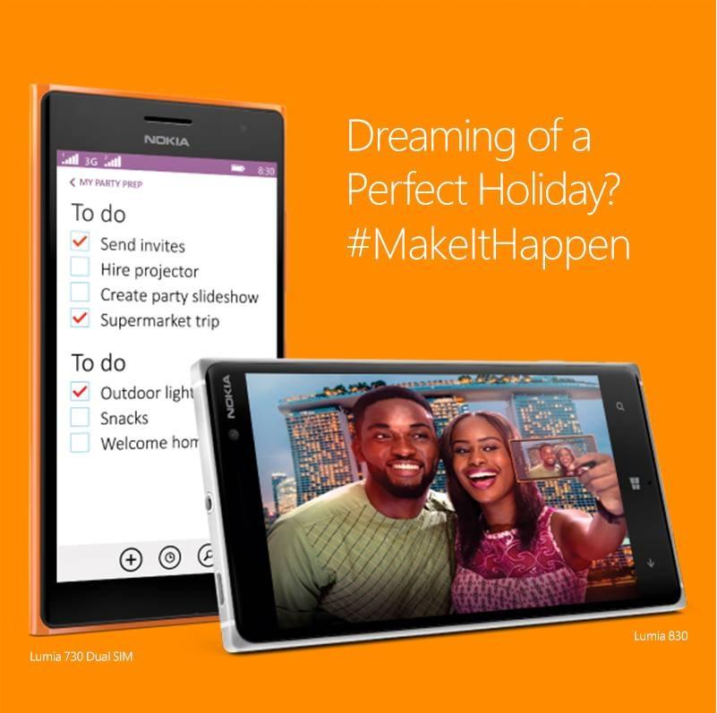 Microsoft Lumia to take 3 couples to Singapore